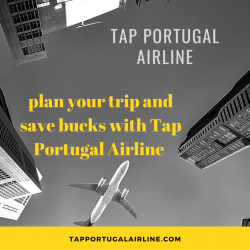 plan your trip and save bucks with Tap Portugal Airline  | Visual.ly