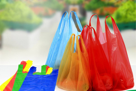 plastic carry bag manufacturers Infographic