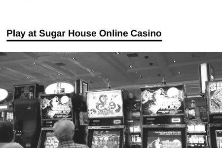 Play at Sugar House Online Casino Infographic
