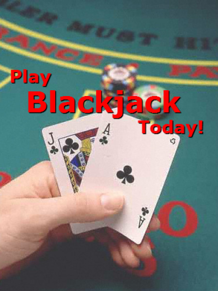 Play Blackjack Today! Infographic