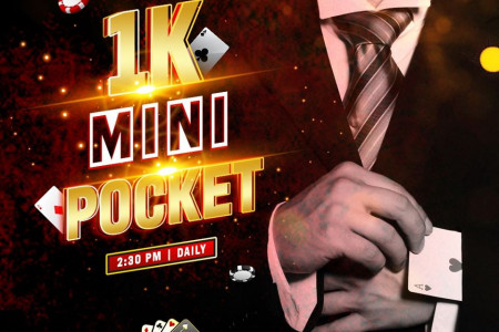 Play Poker Games Daily & Win Real Money Poker Infographic