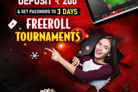 Play Your Favorite Online Poker Tournaments Daily Infographic