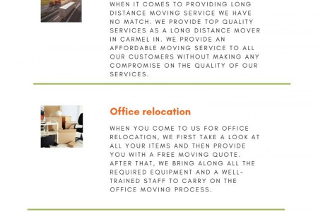 Pod Loading and Pod Unloading Service Carmel IN, EasyPath Moving LLC Infographic