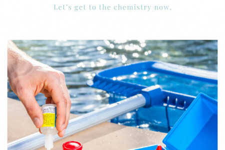 Pool Chemicals_ What You Need To Know Infographic