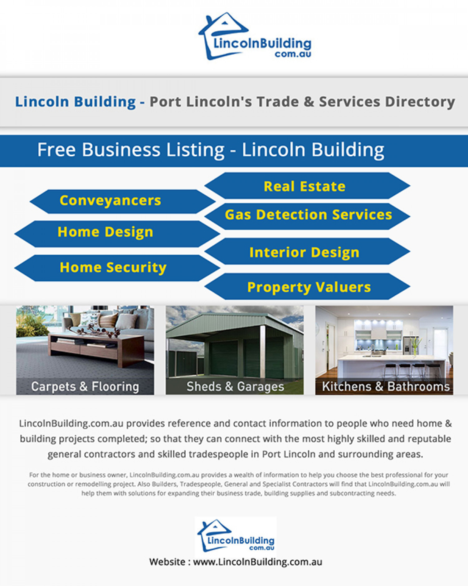Trades Directory Trades: Port Lincoln's Trade & Services Directory