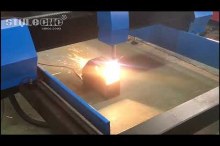 Portable plasma cutter system for steel cutting Infographic