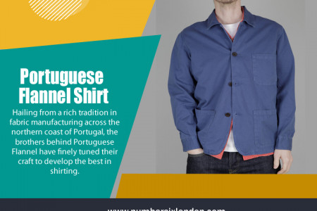 Portuguese Flannel Shirt Infographic