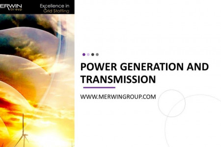 Power Generation and Transmission - www.merwingroup.com Infographic
