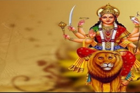 Powerful Durga Mantra To Attract Husbands Love Infographic
