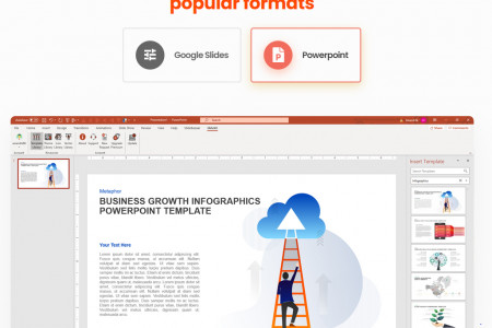 PowerPoint Add ins Infographic