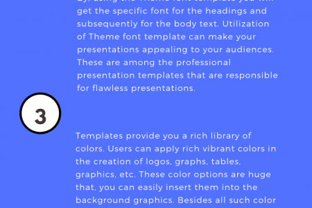 PowerPoint Templates - 5 Things You Don't Know Infographic