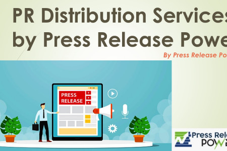 PR Distribution Services by Press Release Power Infographic