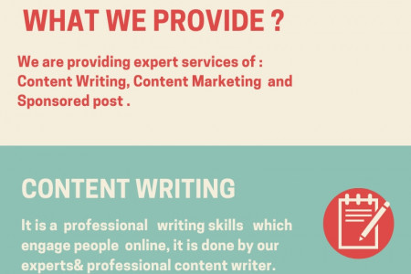 PRBULLS  : Content Marketing Agency Infographic