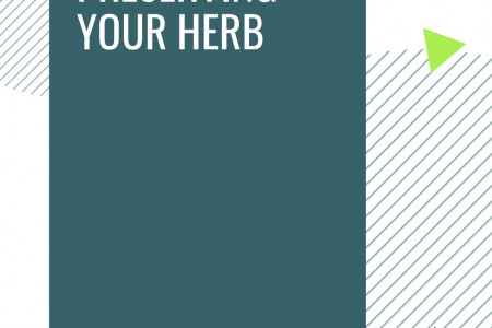 Preserving Your Herb Infographic