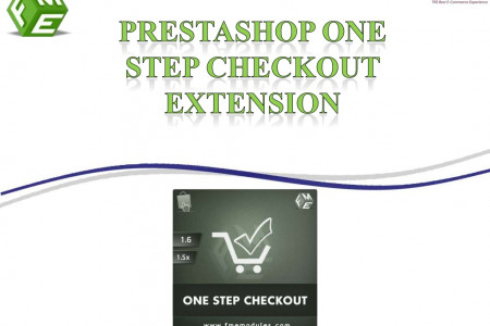 PrestaShop One Step Checkout Addon by FME Infographic