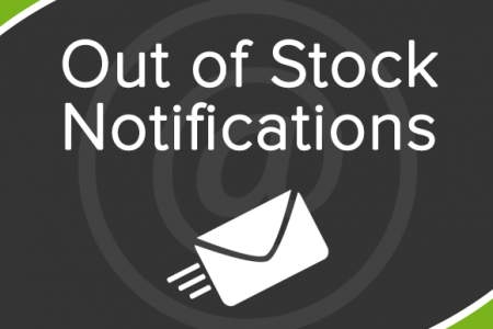 PrestaShop Out of Stock Notification Module Infographic