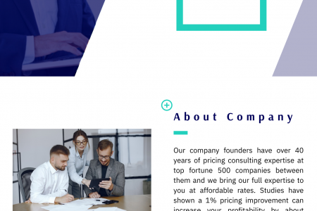 Pricing strategy optimization  Infographic