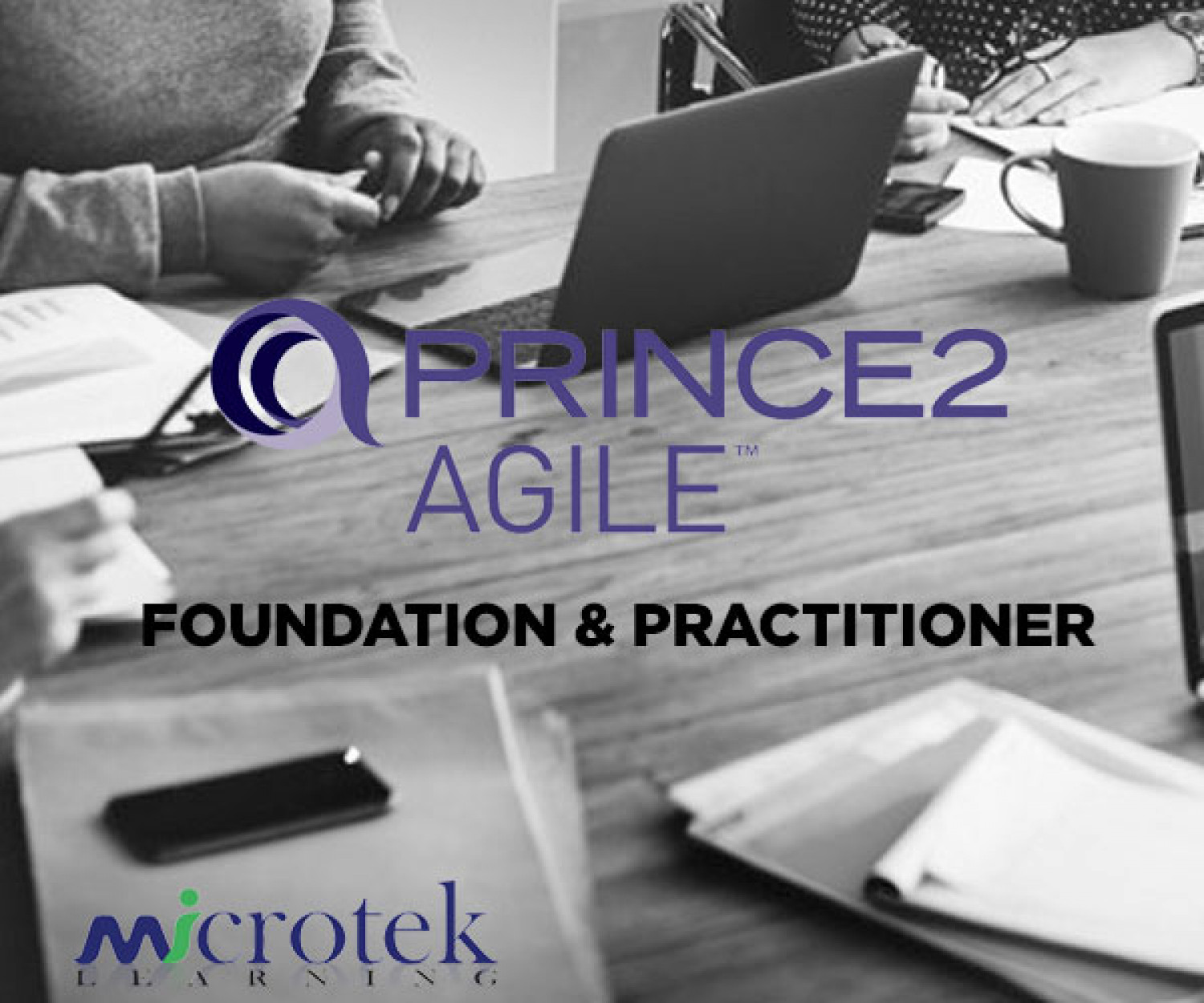 PRINCE2 Agile Certification Infographic