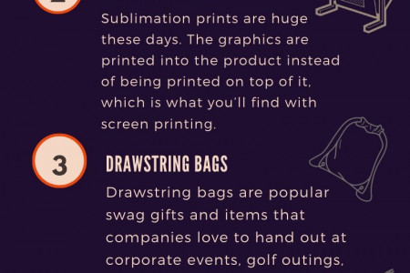 Print On Demand Products idea Infographic