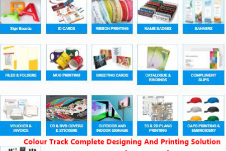 Printing Services In Dubai - Graphic Designing‎ - Print Shop Infographic