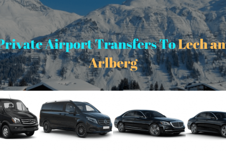 Private Airport Transfers To Lech am Arlberg - Noble Transfer Infographic
