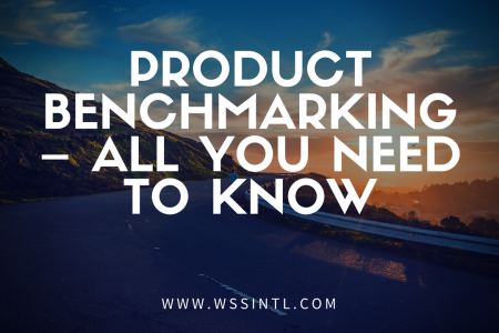 Product Benchmarking – All You Need to Know Infographic