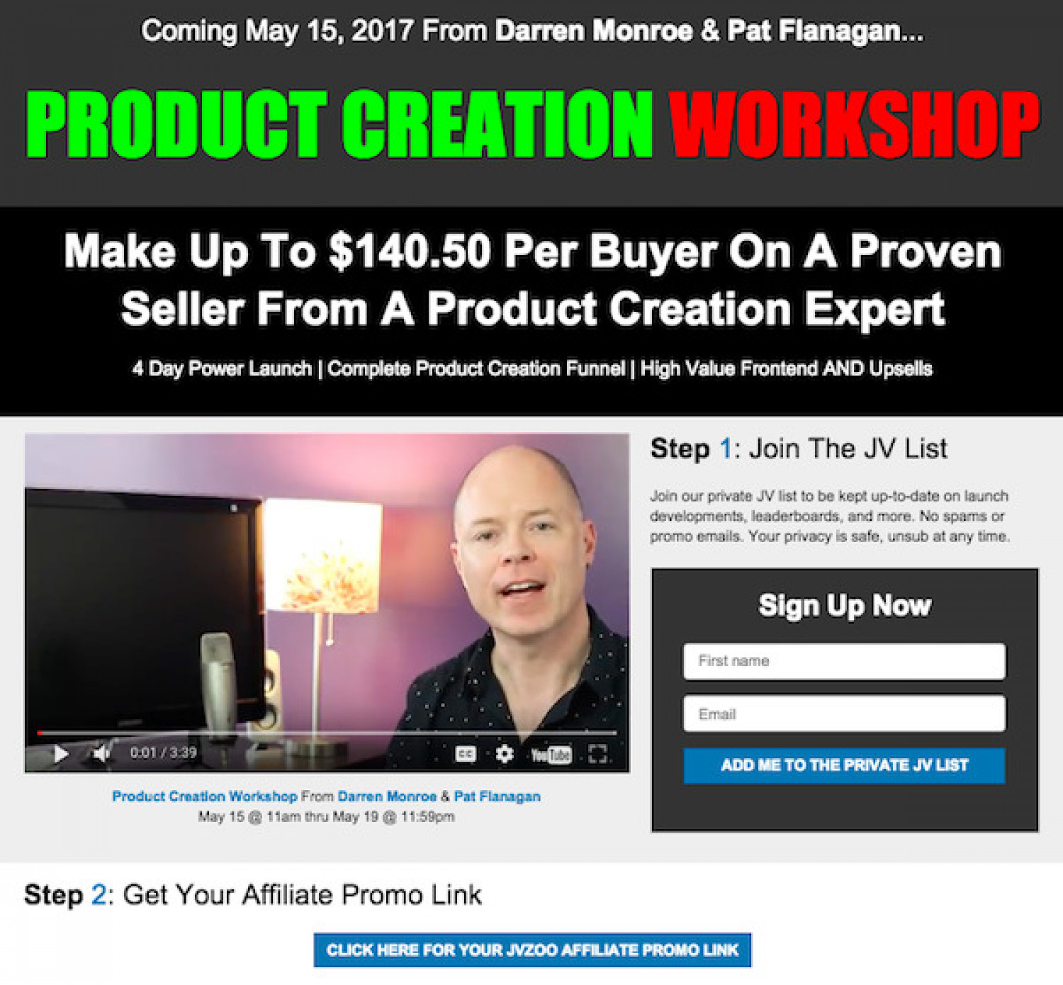 Product Creation Workshop Review-$24,700 BONUS & DISCOUNT NOW Infographic
