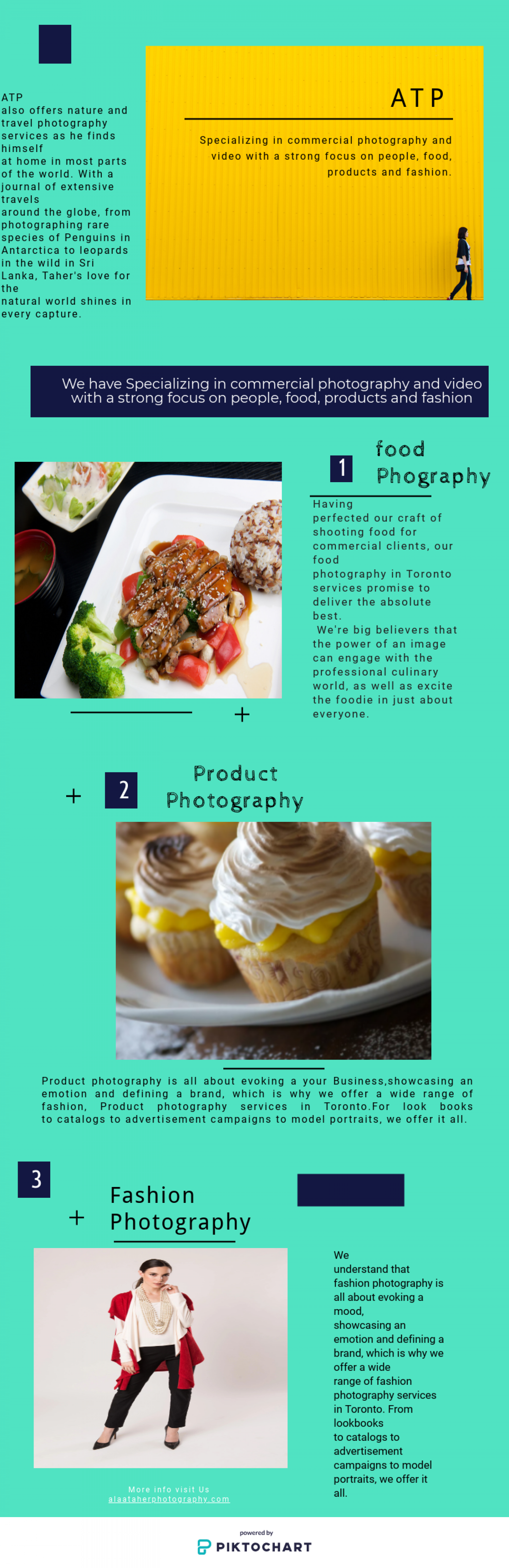 Product Photography In Toronto  Infographic