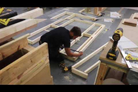 Professional Carpentry and Joinery Services Infographic