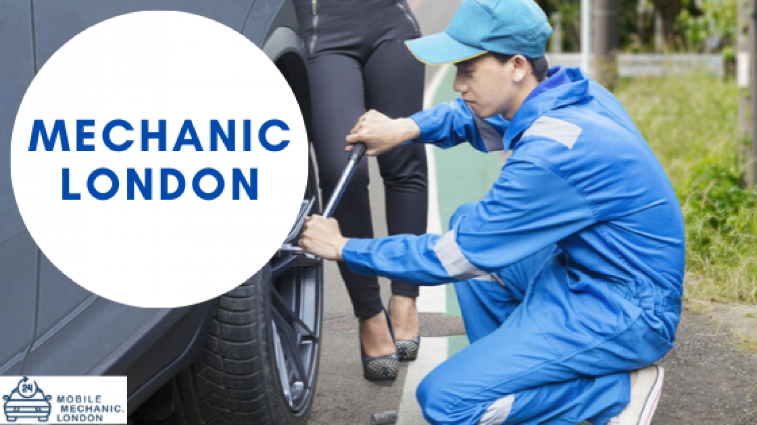 Professional Mobile Mechanic London Infographic