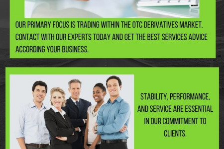 Professional Trading and Financial Services in Toronto Infographic