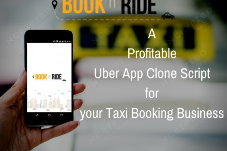 Profitable Uber App Clone Script for your Taxi Business Infographic