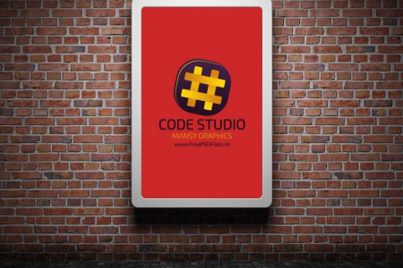 Programming Logo PSD Infographic