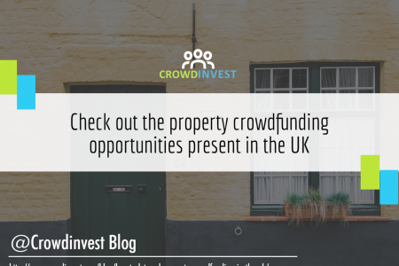 Property crowdfunding opportunities in the UK Infographic