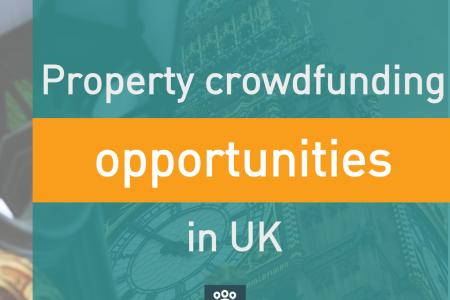 Property crowdfunding opportunities in UK Infographic