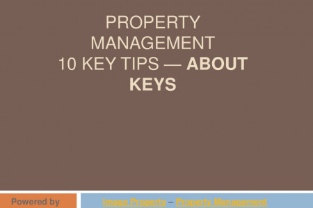 Property Management tips and tricks Infographic