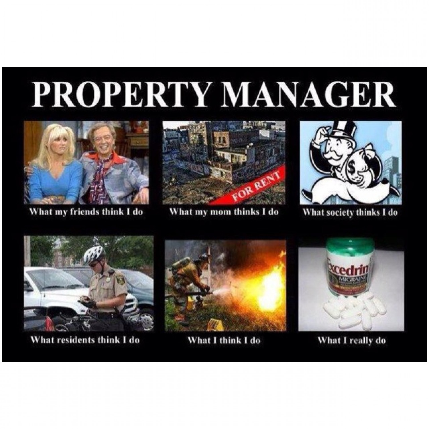 Property Managers Infographic