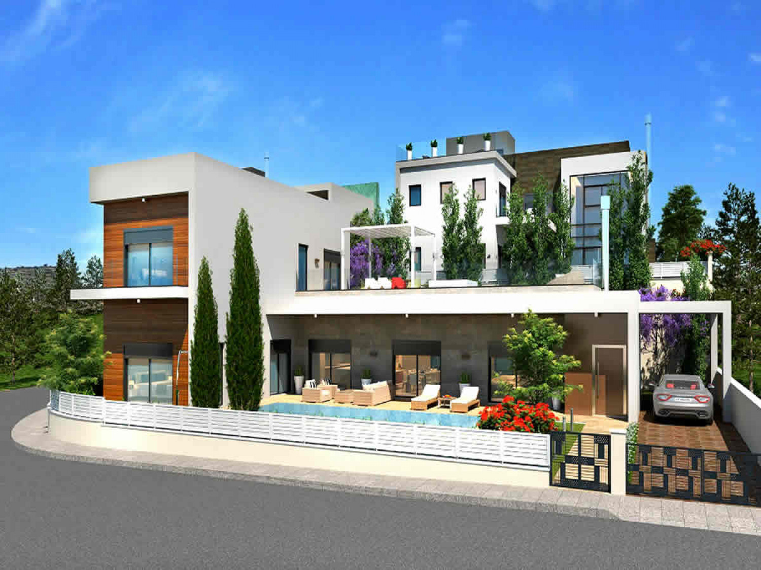 PROPERTY TO BUY IN CYPRUS Infographic