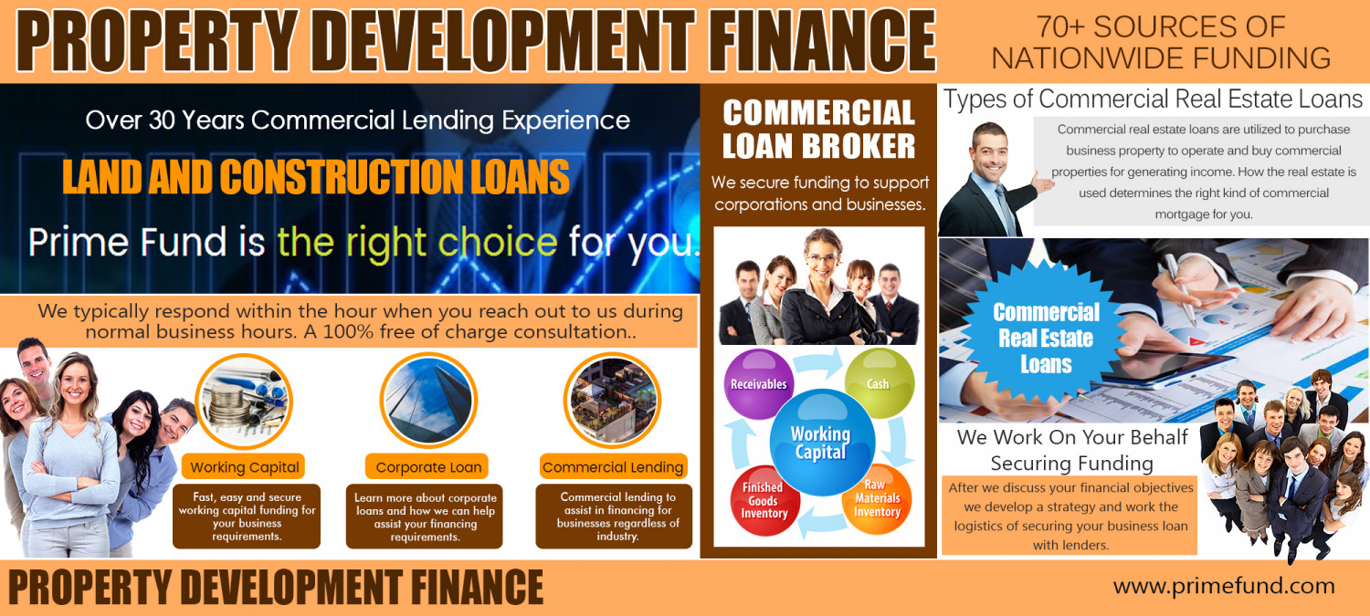 PropertyDevelopmentFinance Infographic