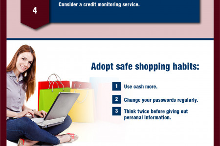 Protecting yourself from Data Security Breaches Infographic