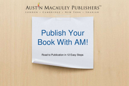 Publish Your Book With AM Infographic
