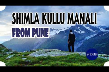 Pune to Shimla Kullu Manali Couple Tour Package Infographic