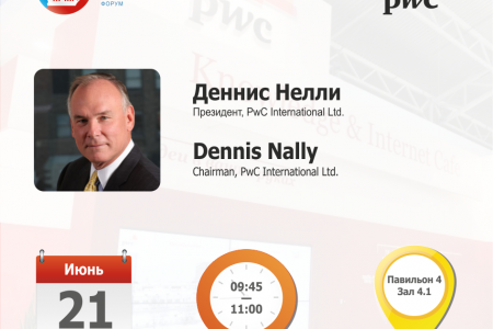 PwC at SPIEF Infographic