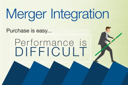 PYA Merger Integration Infographic Infographic