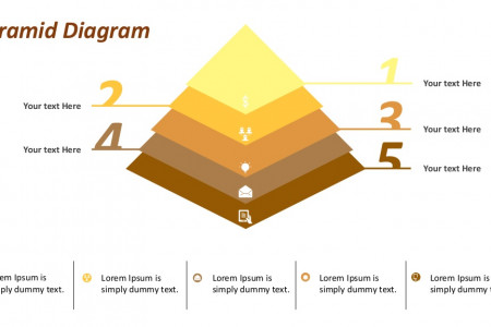 Pyramid Slide Templates | Free Download Infographic