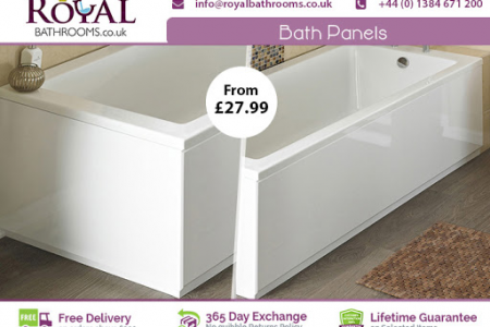 Quality Bath panels available for sale  on reasonable price Infographic