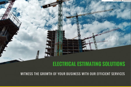 Quality Electrical Estimating Service in Australia Infographic
