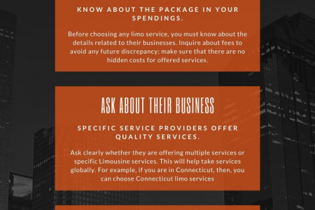Questions to Ask the Expert Before Reserve Limo Services Infographic