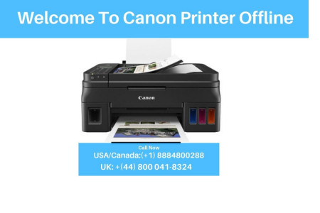 Quick Way to Solve Canon Printer Paper Jam issue Infographic