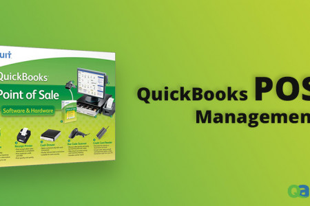 QuickBooks POS Support Phone Number Infographic